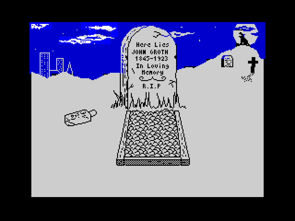 Graveyard 85