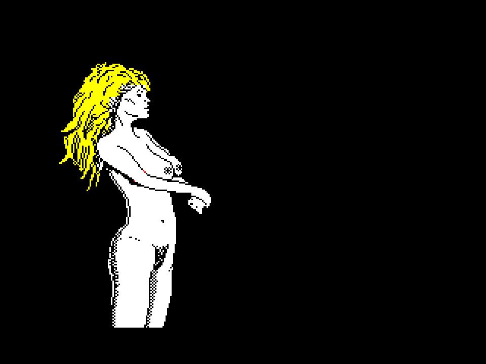 Amazon Woman 1986