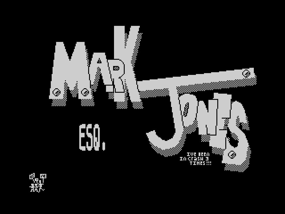 Mark Jones 86