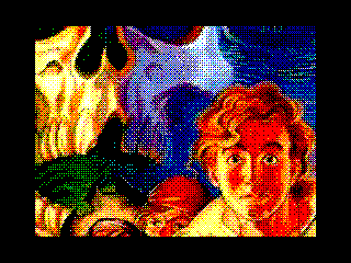 The Secret of Monkey Island (cover detail) (The Secret of Monkey Island (cover detail))