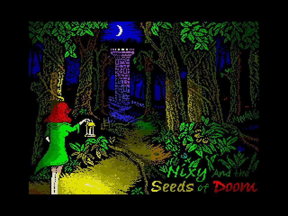 Nixy and the Seeds of Doom (ULAplus)