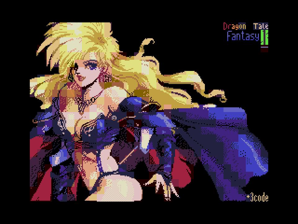 Dragon Tale Fantasy 2