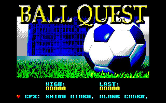 Ball quest 1