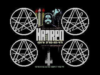 Hatred (Hatred)