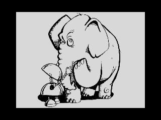 SAM with Elephant (SAM with Elephant)