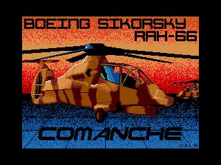 Comanche (Comanche)