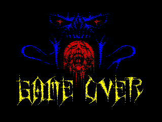 Megaball gameover (Megaball gameover)