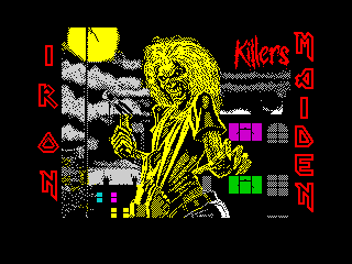 Iron Maiden. Killers (Iron Maiden. Killers)
