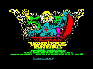 Vampire's Empire (Vampire's Empire)