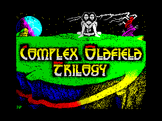 Complex Oldfield Trilogy