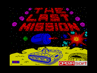 Last Mission, The (Last Mission, The)