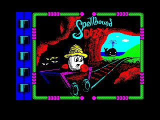 Spellbound Dizzy (Spellbound Dizzy)