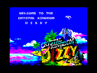 Crystal Kingdom Dizzy Menu (Crystal Kingdom Dizzy Menu)