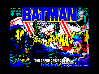 Batman - The Caped Crusader (Batman - The Caped Crusader)