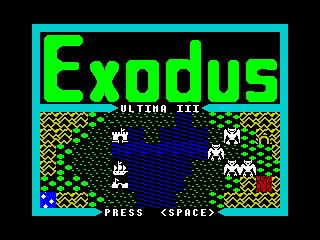 Ultima III Mockup (Ultima III Mockup)