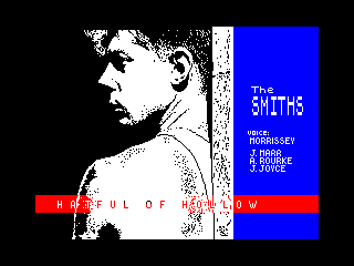 The SMITHS. HATFUL OF HOLLOW. (The SMITHS. HATFUL OF HOLLOW.)