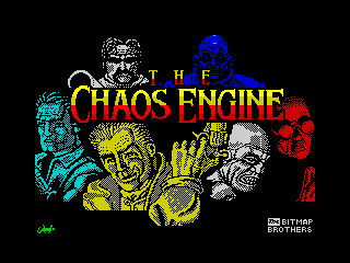 The Chaos Engine (The Chaos Engine)