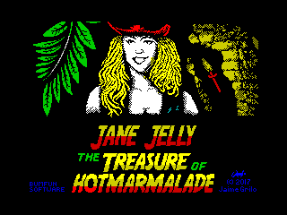 The Adventures of Jane Jelly: The Treasure of Hotmarmalade (The Adventures of Jane Jelly: The Treasure of Hotmarmalade)