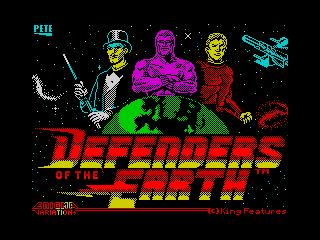 Defenders of the Earth (Defenders of the Earth)
