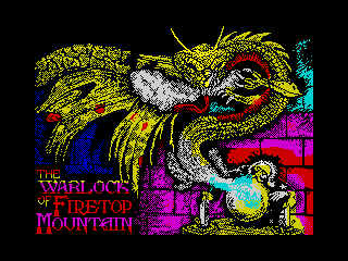 The Warlock of Firetop Mountain (The Warlock of Firetop Mountain)