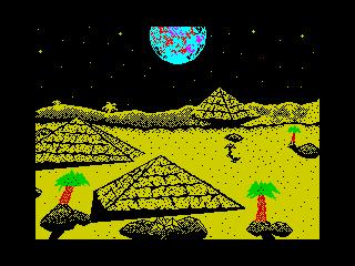ночь в пустыне (ночь в пустыне)