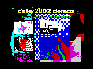 CAFe'2002 boot (CAFe'2002 boot)