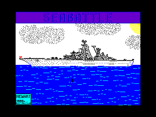 Sea Battle (for Basic game) (Sea Battle (for Basic game))
