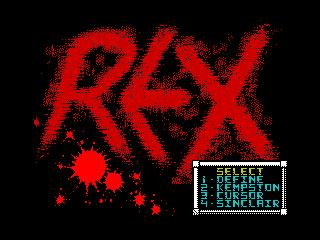 Rex menu (Rex menu)