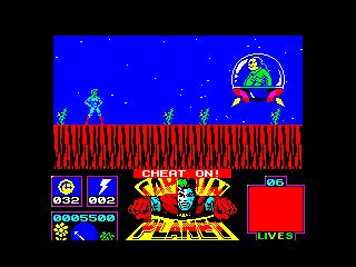Captain planet ingame 3 (Captain planet ingame 3)