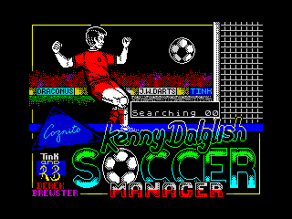 Kenny Dalglish Soccer Manager (Kenny Dalglish Soccer Manager)