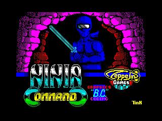 Ninja Commando (Ninja Commando)