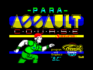 Para Assault Course (Para Assault Course)