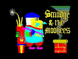 Smudge and the Moonies (Smudge and the Moonies)