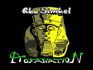 Abu Simbel Profanation (Abu Simbel Profanation)