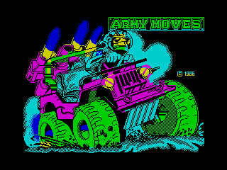 Army Moves (Army Moves)
