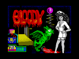 Bloody (Bloody)