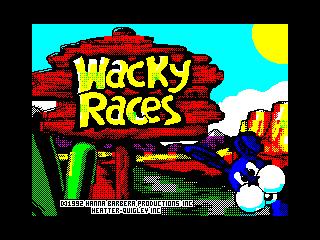 Wacky Races (Wacky Races)