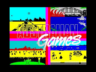 Australian Games (Australian Games)