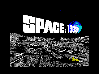 Space 1999-Fan Art ZX Screen (Space 1999-Fan Art ZX Screen)