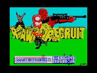 Raw Recruit (Raw Recruit)