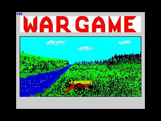 War Game (War Game)