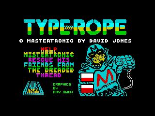 Type-Rope (Type-Rope)