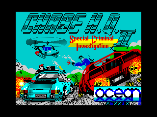 Chase H.Q. II: Special Criminal Investigation (Chase H.Q. II: Special Criminal Investigation)
