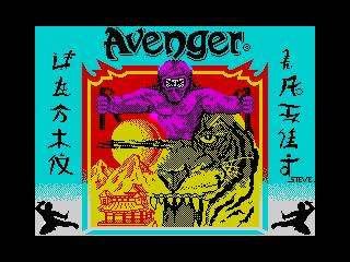Avenger (Avenger)