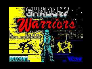 Shadow Warriors (Shadow Warriors)