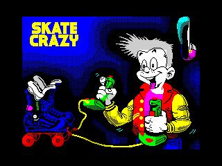 Skate Crazy (Skate Crazy)
