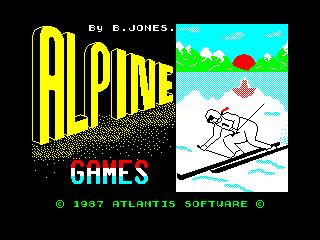 Alpine Games (Alpine Games)