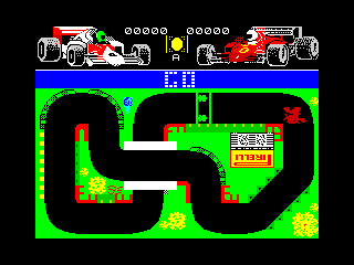 Grand Prix Simulator (Grand Prix Simulator)