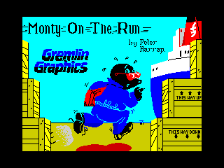 Monty on the Run (Monty on the Run)