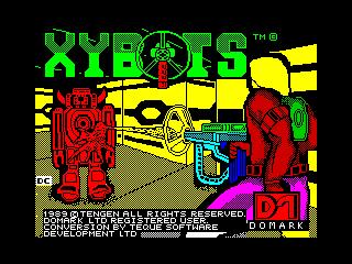 Xybots (Xybots)